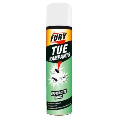 AEROSOL TUE RAMPANTS 400ML FURY